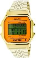 Timex TW2P65100 Gold Stainless-Steel Quartz Fashion Watch