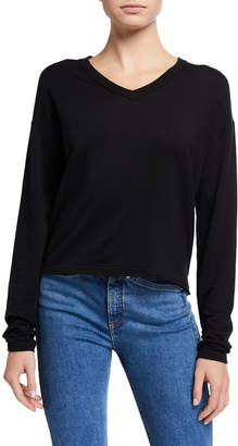 Rag & Bone Surplus V-Neck Pullover Sweater