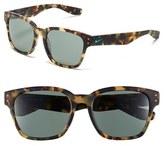 Nike Volano 55Mm Sunglasses - Matte Black/ Gunmetal