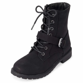 Children's Place The Girls' Fashion Boots Combat