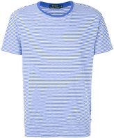 Polo Ralph Lauren striped T-shirt - men - Cotton - S