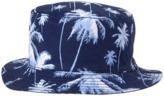 Crazy 8 Palm Bucket Hat