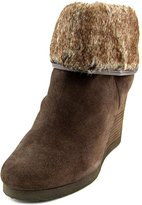Lucky Brand Torynn Women US 7 Brown Bootie