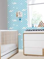 Tempaper Kids Clouds Removable Wallpaper