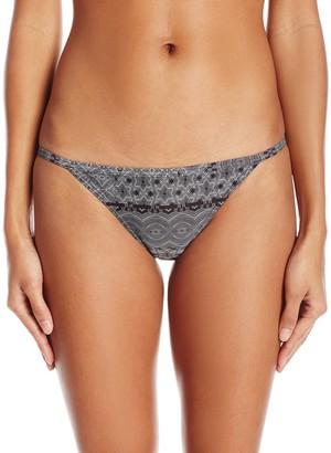 RVCA Women's Elemental Medium Bikini Bottom