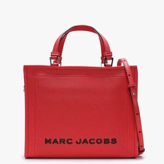 Marc Jacobs Box Geranium Leather Shopper Bag