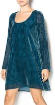 Chaser Velvet Mini Dress
