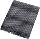 Pendleton 5th Avenue Throw - Charcoal Plaid