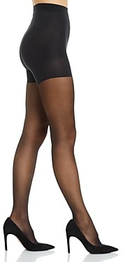 Donna Karan Back Seam Compression Shaping Tights