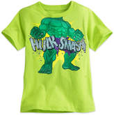 Disney Hulk Smash Tee for Boys