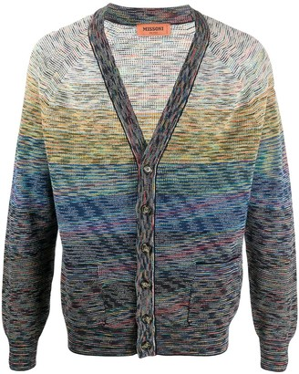 Missoni Gradient-Effect Cardigan