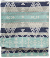 Pendleton CLOSEOUT! Cotton Jacquard High Peaks Queen Blanket