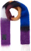 Loewe Stripe Mohair Scarf