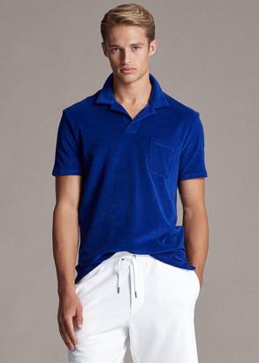Ralph Lauren Custom Slim Fit Terry Polo
