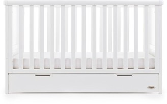 O Baby Belton Cot Bed - White