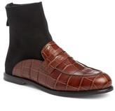 Loewe Women's Sock Boot Loafer
