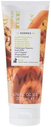 Korres Bergamot Pear Body Milk 200Ml