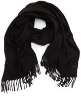 Canada Goose Men's Woven Wool Scarf