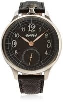 GaGa MILANO Limited Edition Silver Classic Watch