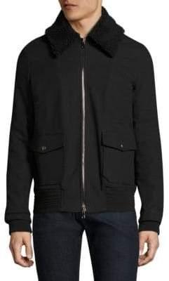 Twenty Textured Cotton Jacket
