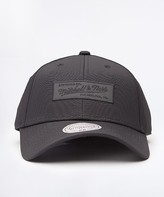 Mitchell and Ness Two Tone Nylon Reflective Curved Visor Cap