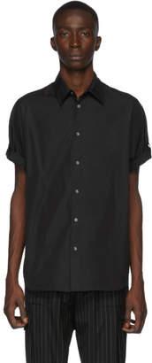 3.1 Phillip Lim Black Dolman Sleeve Shirt