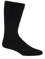H.j.hall Black 'comfort Fit Diabetic' Socks