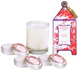 Seda France Chinese Mandarin Vanille Pagoda Candle Set (4 PC)