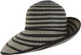 BCBGMAXAZRIA Curved-Brim Hat