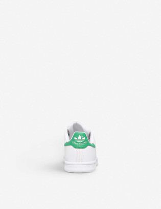 adidas Stan Smith leather trainers 5-9 years