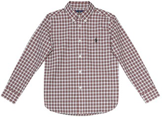 Polo Ralph Lauren Checked cotton shirt