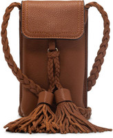 Rebecca Minkoff Isobel Phone Tassel Crossbody