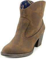 Rocket Dog Women's Soundoff Graham Leather Ankle-High Synthetic Boot - 7.5M