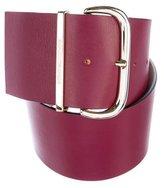 Emporio Armani Leather Waist Belt