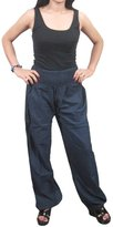 Mogul Interior Women's Baggy Harem Pants