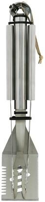 Mr. Bar B Q Mr. Bar-B-Q Platinum Prestige Stainless Steel 3-pc. BBQ Tool Set