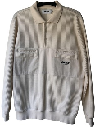 Pallas Beige Cotton Polo shirts