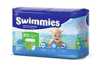 Pool' Serenity 54114160229160 Swimming Pool Diapers