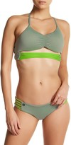 Maaji Balsam Roads Chi Chi Cut Reversible Bikini Bottom