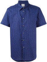 Paul Smith cactus print shortsleeved shirt - men - Cotton - S