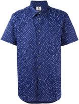 Paul Smith cactus print shortsleeved shirt