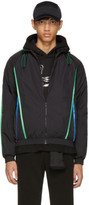 Cottweiler Black Piping Track Jacket