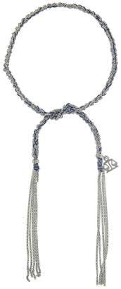 Carolina Bucci Balance Charm Lucky Bracelet - White Gold
