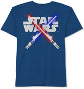 Star Wars Lightsaber Graphic-Print T-Shirt, Toddler & Little Boys (2T-7)