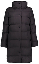 George Feather & Down Longline Padded Coat