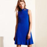 Ralph Lauren Jersey Mockneck Dress