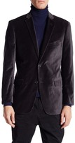 U.S. Polo Assn. Jim Grey Two Button Notch Lapel Modern Fit Suit Separates Sports Coat