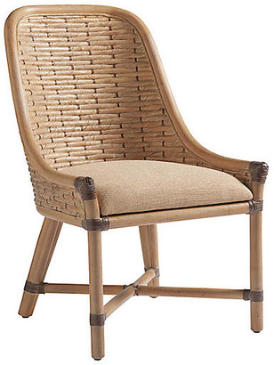 Tommy Bahama Keeling Woven Side Chair - Natural