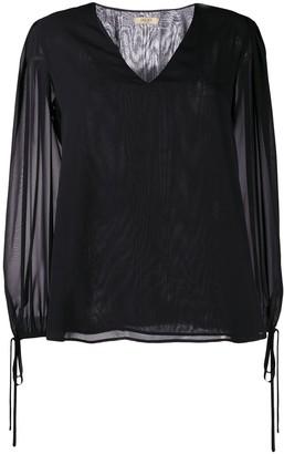 Liu Jo V-neck blouse