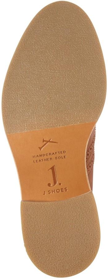 J Shoes Spencer Wingtip Oxford